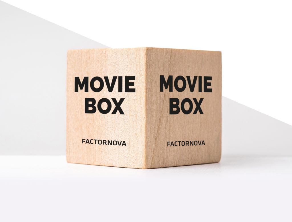 Movie Box yllätyslaatikko henkilöstölle