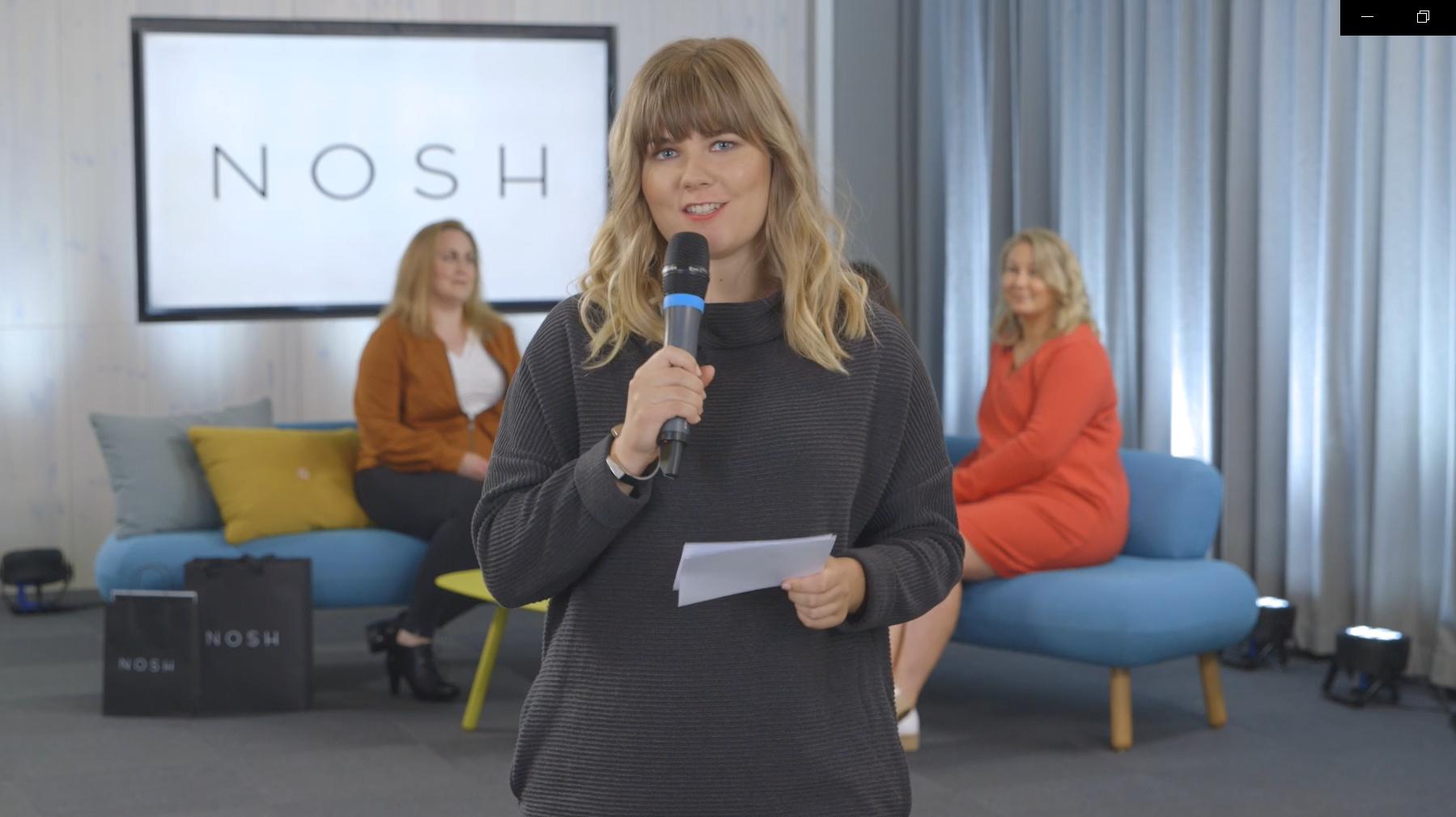 Nosh - virtual event