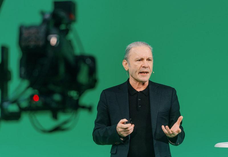 Bruce Dickinson Cisco Studio Human Innovation