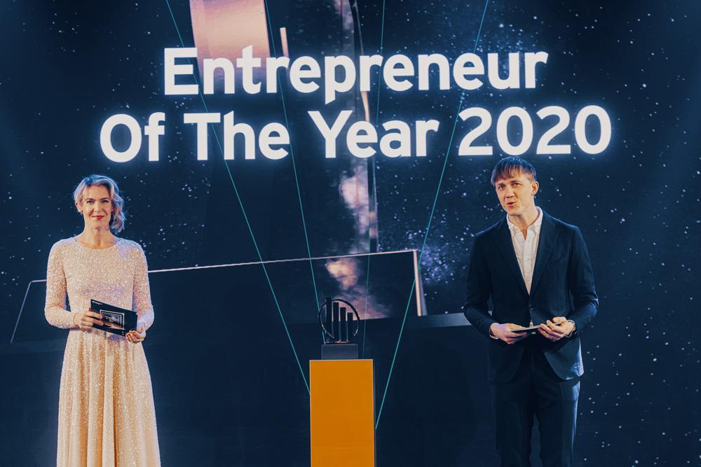 EY Entrepreneur of the year 2020