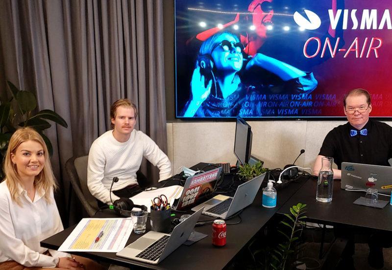 Visma On Air- Radio show