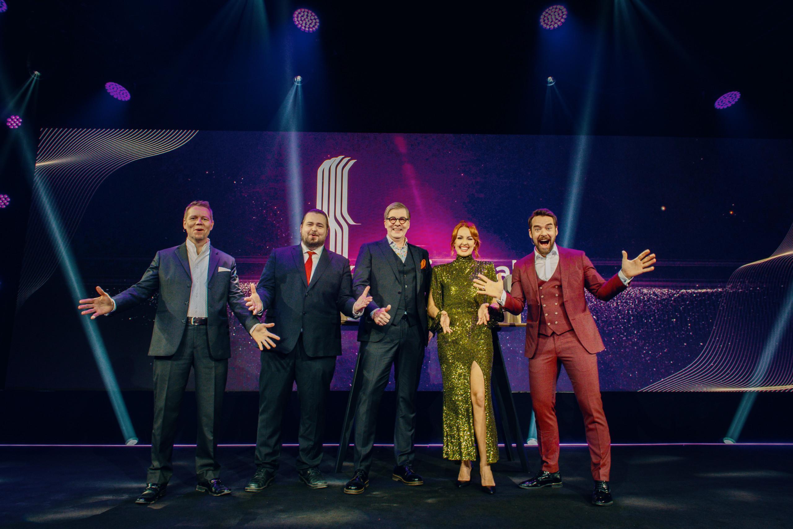 RadioGaala 2021 virtuaalitapahtumana oli huipputoteutus